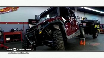 Side By Customs TV Spot, 'For Anything UTV' - Thumbnail 4