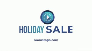 Rooms to Go Holiday Sale TV Spot, 'Classic Seven Piece Living Room Set: $1,499' - Thumbnail 8