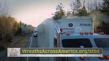 Wreaths Across America TV Spot, 'Holidays: Joining Forces' - Thumbnail 2