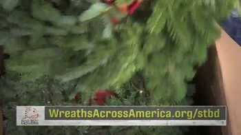 Wreaths Across America TV Spot, 'Holidays: Joining Forces' - Thumbnail 4