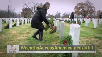 Wreaths Across America TV Spot, 'Holidays: Joining Forces'