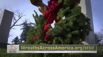 Wreaths Across America TV Spot, 'Holidays: Joining Forces' - Thumbnail 6