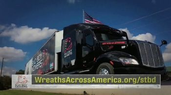 Wreaths Across America TV Spot, 'Holidays: Joining Forces' - Thumbnail 8