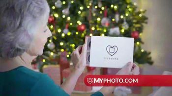 MyPhoto TV Spot, 'Holiday Gifts: 20% Off First Order'