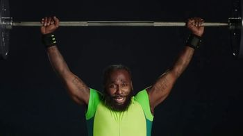 Wonderful Pistachios TV Spot, 'Leotards' Featuring Kendrick Farris