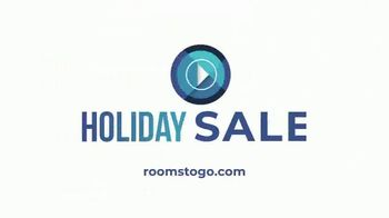 Rooms to Go Holiday Sale TV Spot, 'Coastal-Inspired Five Piece Bedroom Set: $999' - Thumbnail 5