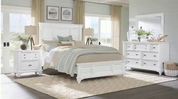 Rooms to Go Holiday Sale TV Spot, 'Coastal-Inspired Five Piece Bedroom Set: $999' - Thumbnail 2