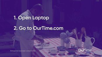 OurTime.com TV Spot, 'Pizza' - Thumbnail 8