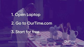 OurTime.com TV Spot, 'Pizza' - Thumbnail 9