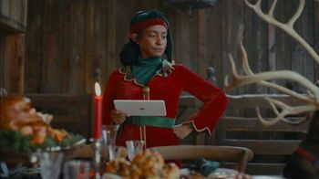 XFINITY Internet TV Spot, 'Elves Holiday Dinner: 25 Mbps Internet for $20 and Ask for Faster Options' - Thumbnail 7