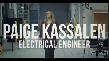 IEEE TV Spot, 'Paige Kassalen' - Thumbnail 2