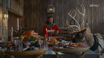 XFINITY Internet TV Spot, 'Elves Holiday Dinner' - Thumbnail 8