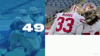 Amazon Prime Video TV Spot, '49ers vs. Cardinals' - Thumbnail 3