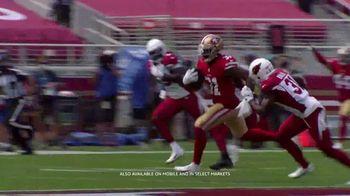 Amazon Prime Video TV Spot, '49ers vs. Cardinals' - Thumbnail 5