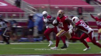 Amazon Prime Video TV Spot, '49ers vs. Cardinals'