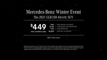 Mercedes-Benz Winter Event TV Spot, 'Glow' [T2] - Thumbnail 8