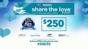 Subaru Share the Love Event TV Spot, 'The Holiday Season' [T2] - Thumbnail 7