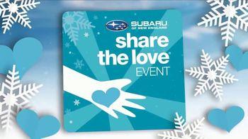 Subaru Share the Love Event TV Spot, 'The Holiday Season' [T2] - Thumbnail 2
