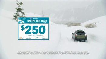 Subaru Share the Love Event TV Spot, 'The Holiday Season' [T2] - Thumbnail 3