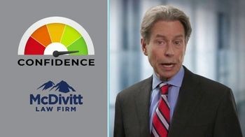 McDivitt Law Firm, P.C. TV Spot, 'Confidence'