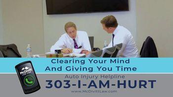 McDivitt Law Firm, P.C. TV Spot, 'Confidence' - Thumbnail 7