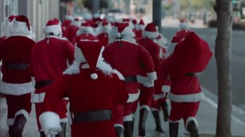 Ford Built for the Holidays Sales Event TV Spot, 'Running of the Santas' [T2] - 394 commercial airings