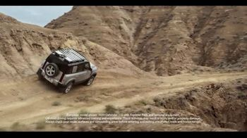 Land Rover Defender TV Spot, 'Everyday Trips' [T2]