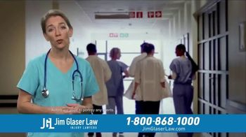 Jim Glaser Law TV Spot, 'Didn't Know: Suing' - Thumbnail 1