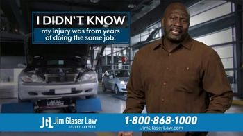 Jim Glaser Law TV Spot, 'Didn't Know: Suing' - Thumbnail 3