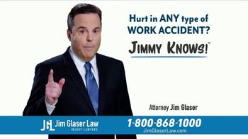 Jim Glaser Law TV Spot, 'Didn't Know: Suing' - Thumbnail 5