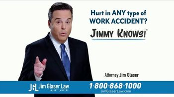 Jim Glaser Law TV Spot, 'Didn't Know: Suing' - Thumbnail 6
