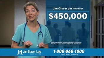 Jim Glaser Law TV Spot, 'Didn't Know: Suing' - Thumbnail 7