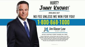 Jim Glaser Law TV Spot, 'Didn't Know: Suing' - Thumbnail 8