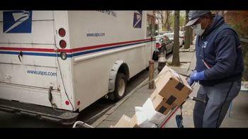 The American Postal Workers Union TV Spot, 'Holidays: Ol' Timer' - Thumbnail 7