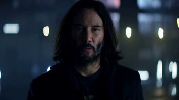 Cyberpunk 2077 TV Spot, 'Seize the Day' Featuring Keanu Reeves, Song by Billie Eilish - Thumbnail 1