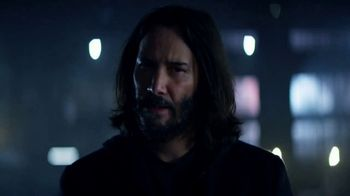 Cyberpunk 2077 TV Spot, 'Seize the Day' Featuring Keanu Reeves, Song by Billie Eilish