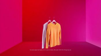 Target TV Spot, 'Clearance: Clothing, Beauty, Toys and Seasonal' Song by Mary J. Blige - Thumbnail 3