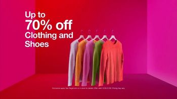 Target TV Spot, 'Clearance: Clothing, Beauty, Toys and Seasonal' Song by Mary J. Blige