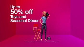 Target TV Spot, 'Clearance: Clothing, Beauty, Toys and Seasonal' Song by Mary J. Blige - Thumbnail 6