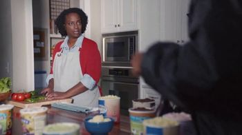 GEICO TV Spot, 'Tag Team Helps With Dessert' - Thumbnail 4
