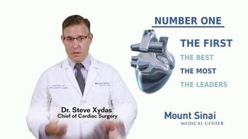 Mount Sinai Medical Center TV Spot, 'Number One' - Thumbnail 3