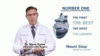 Mount Sinai Medical Center TV Spot, 'Number One' - Thumbnail 4