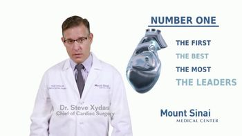Mount Sinai Medical Center TV Spot, 'Number One' - Thumbnail 6