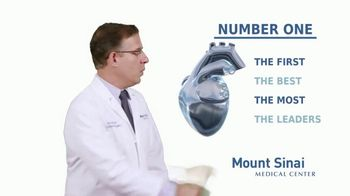 Mount Sinai Medical Center TV Spot, 'Number One' - Thumbnail 7