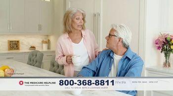 The Medicare Helpline TV Spot, 'Approved Benefits'