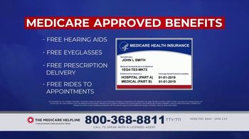 The Medicare Helpline TV Spot, 'Approved Benefits' - Thumbnail 1