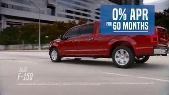 Ford Year-End Sellathon TV Spot, 'Time Is Slipping Away' [T2] - Thumbnail 4