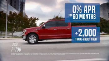 Ford Year-End Sellathon TV Spot, 'Time Is Slipping Away' [T2] - Thumbnail 5