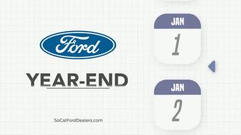 Ford Year-End Sellathon TV Spot, 'Time Is Slipping Away' [T2] - Thumbnail 8