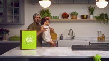 HelloFresh TV Spot, 'Monica, Matt and Olive: $80' - Thumbnail 1